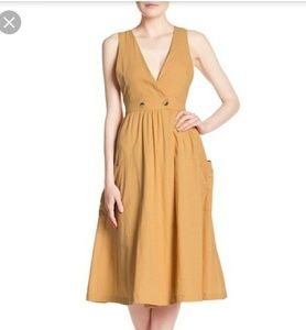 NWT Free People Diana Wrap Dress